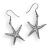 Beautiful and exquisite Sea Star Earrings barrette!